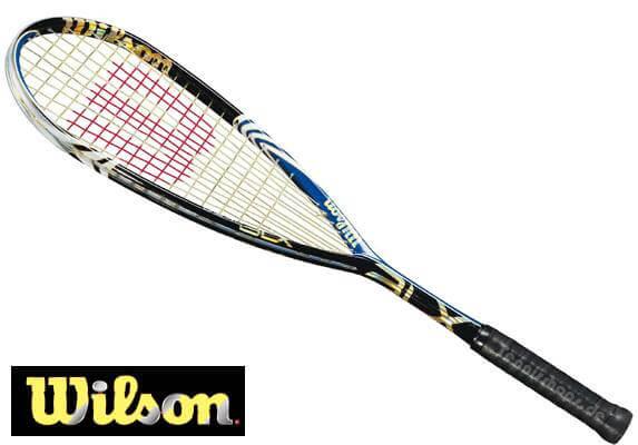 Wilson ONE45 BLX - Squashschläger 2011