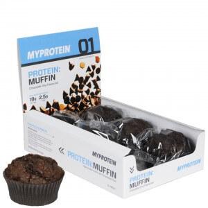 Protein Muffin Schoko
