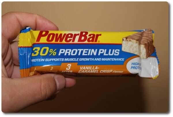 PowerBar 30 % Protein Plus Vanilla Caramel Crisp