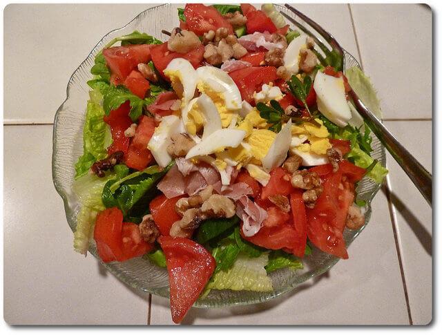 Low-Carb Salat