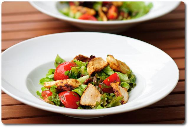 gesünder essen durch eine Ernährungsberatung
