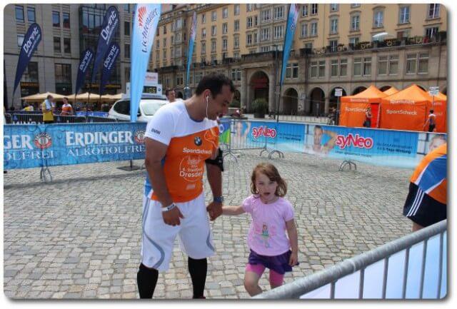 Ich mit meiner Tochter