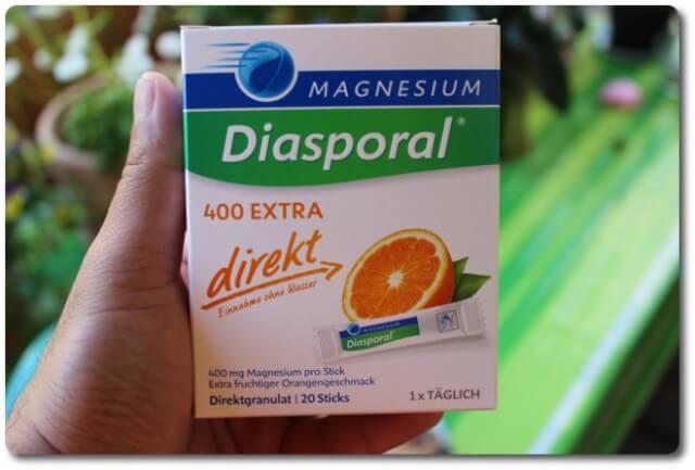 Magnesium Diasporal 400 extra Verpackung