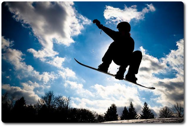 Snowboardfahren