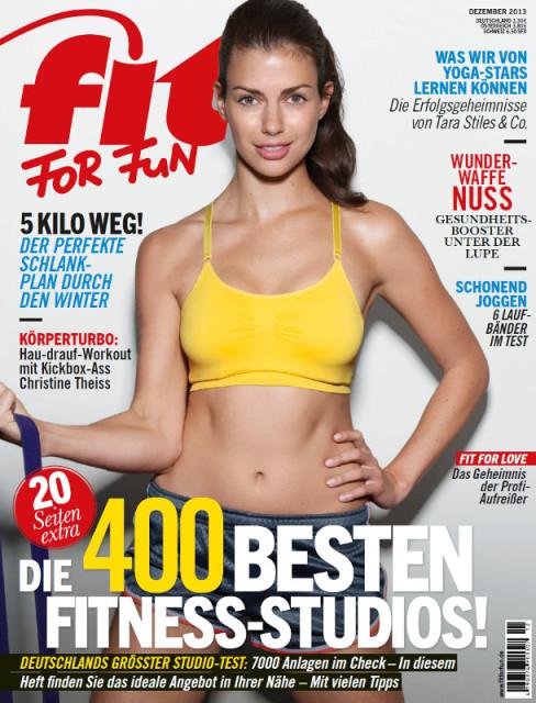 Fit For Fun - Beste Fitness Studios Deutschlands