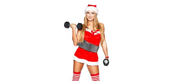 Fitness Weihnachtsaktion