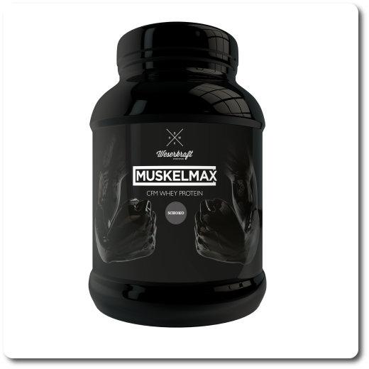 Muskelmax CFM Whey Protein