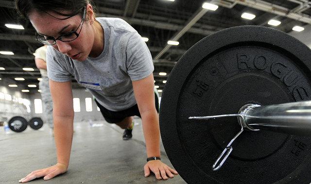 Abnehmen mit CrossFit