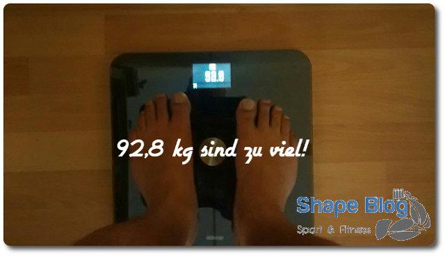 92,8 kg Gewicht