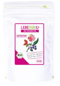 Bioprodukte bei dm: Lebepur Antioxidantien