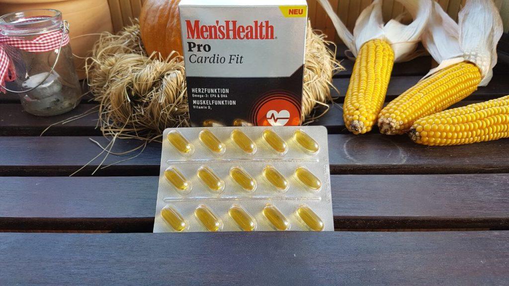 Men's Health Pro Cardio Fit Kapseln
