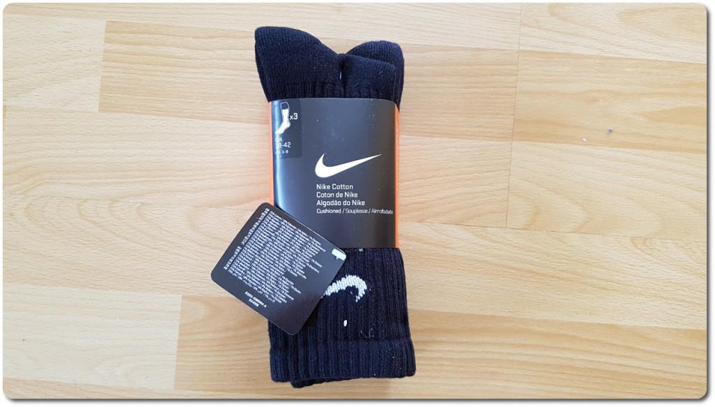 Nike Cotton Crew Socken