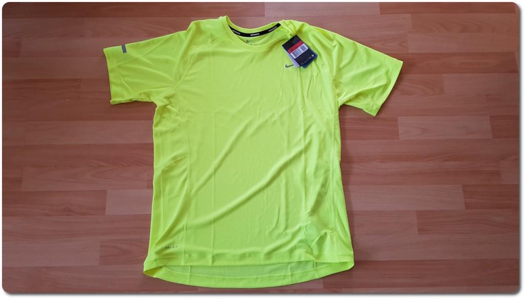 Nike Miler SS UV Laufshirt