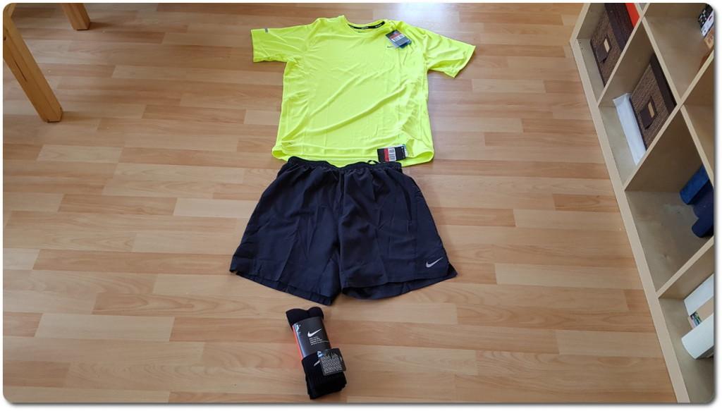 Nike Sportoutfit Frühjahr 2016