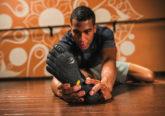 Stretching mit Vibram EL-X