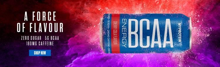 BCAA Energy Drink vom MYPROTEIN