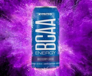 BCAA Energy Wildbeerenmix