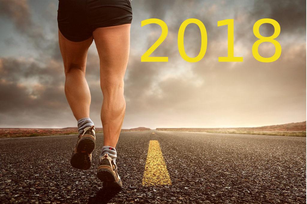 Fit ins neue Jahr 2018