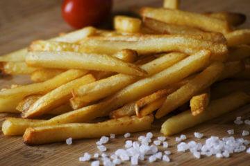 fritierte Pommes